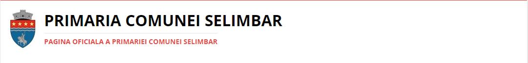 Primaria Comunei Selimbar